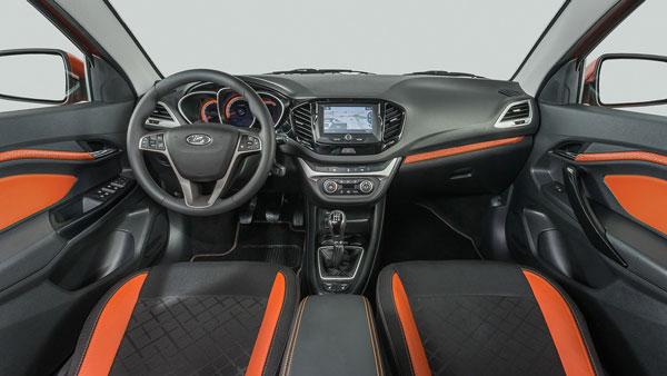Все подробности о Lada Vesta Cross Concept — Без рубрики — Motor