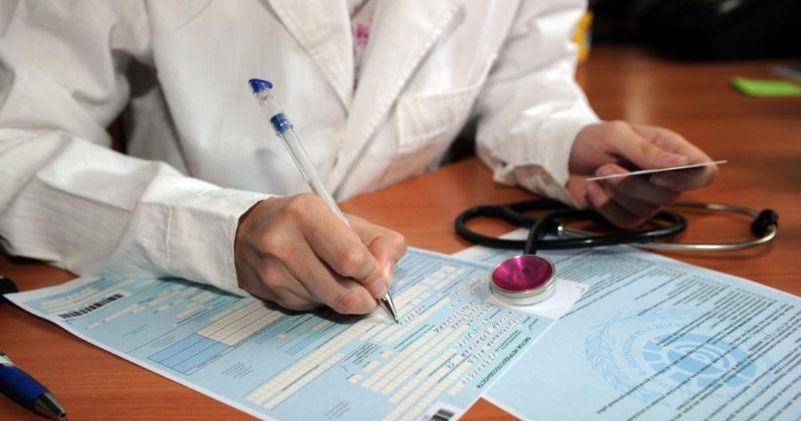 Сколько действует медицинская справка при сдачи на права