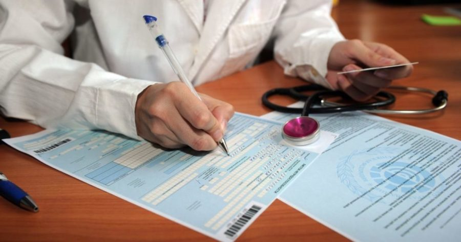 Сколько действует медицинская справка на права в 2020 году?