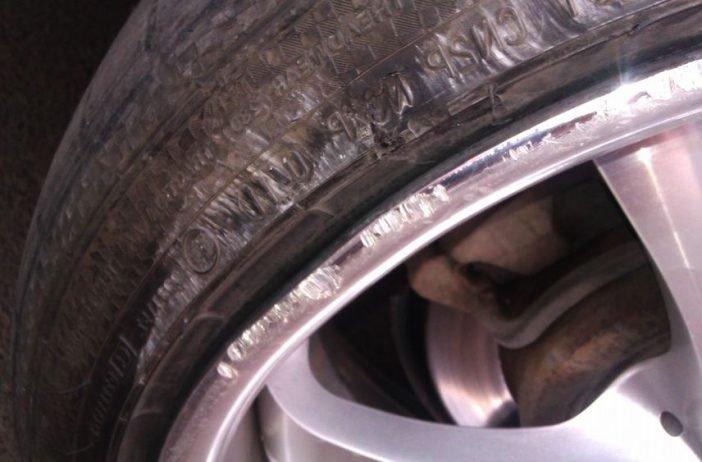 Тормозные диски и шины