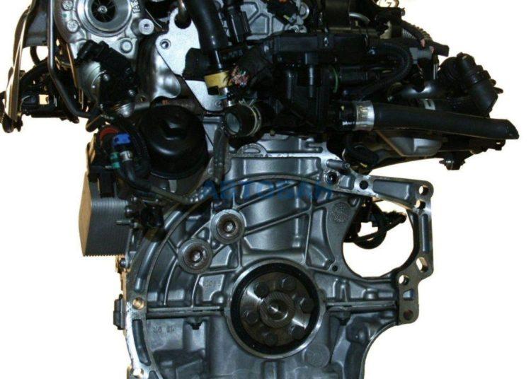 Дизельный мотор DV6