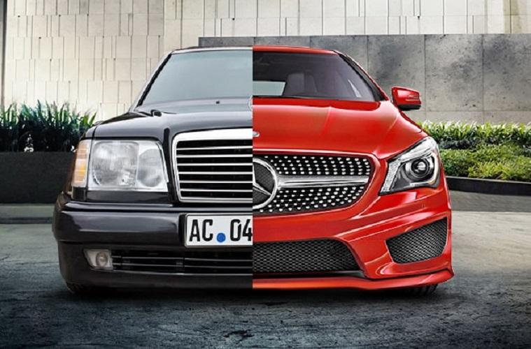 Две машины в одной