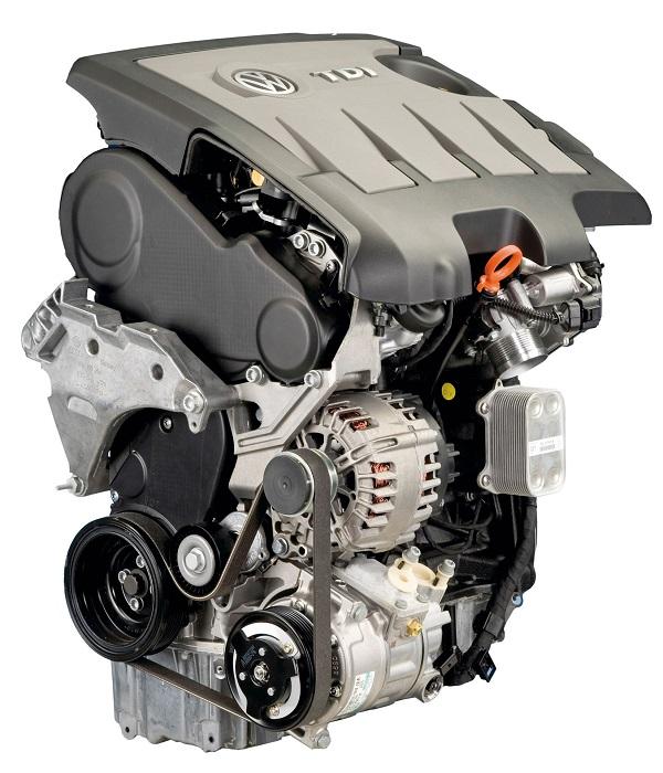 Дизельный двигатель 2.0 TDI