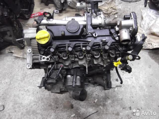 Дизельный двигатель К9К