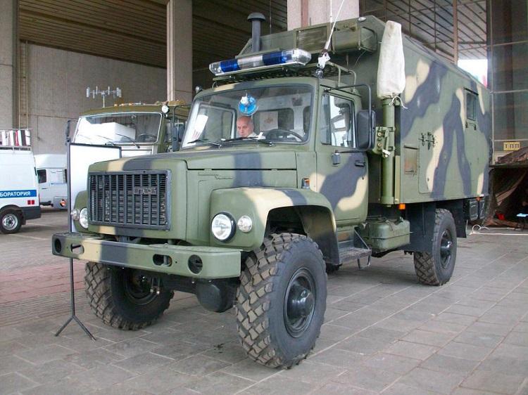 ГАЗ-33097 Садко