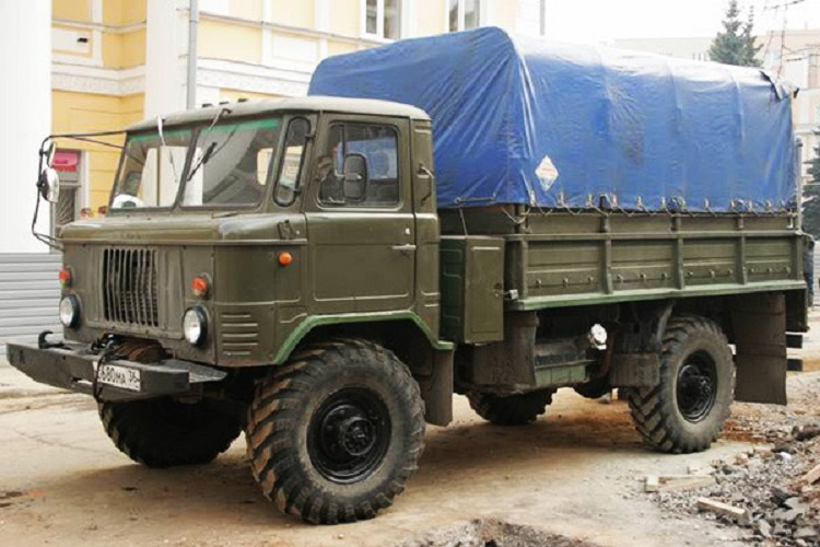 Модификация ГАЗ-66-40