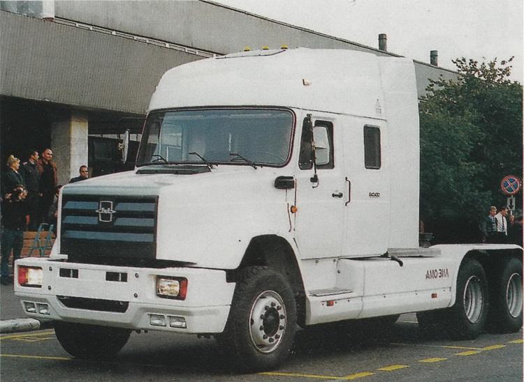 Грузовик ЗИЛ-6404