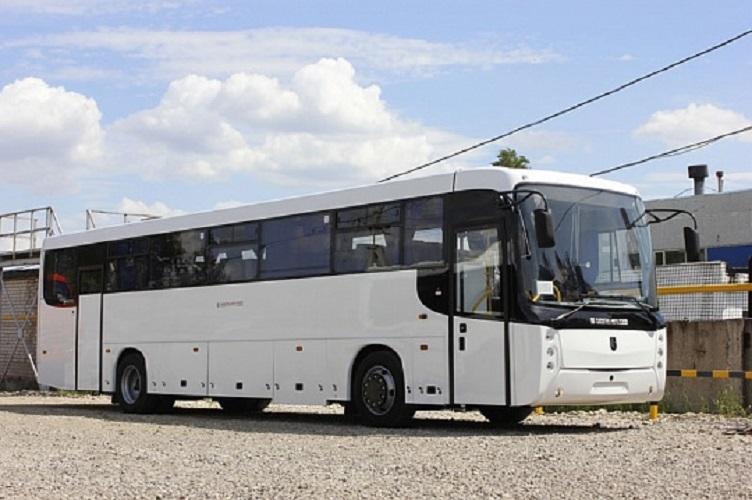 Междугородний автобус НЕФАЗ