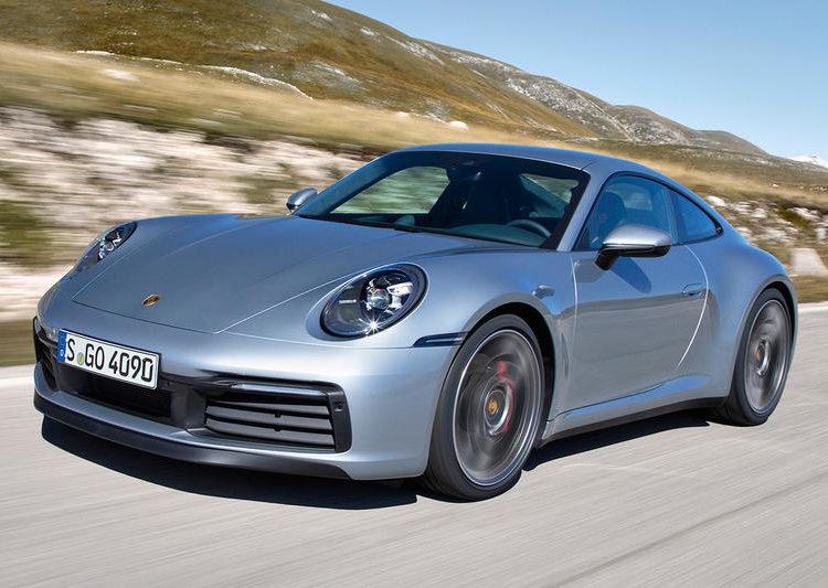 Porsche 911 Carrera S и 4S
