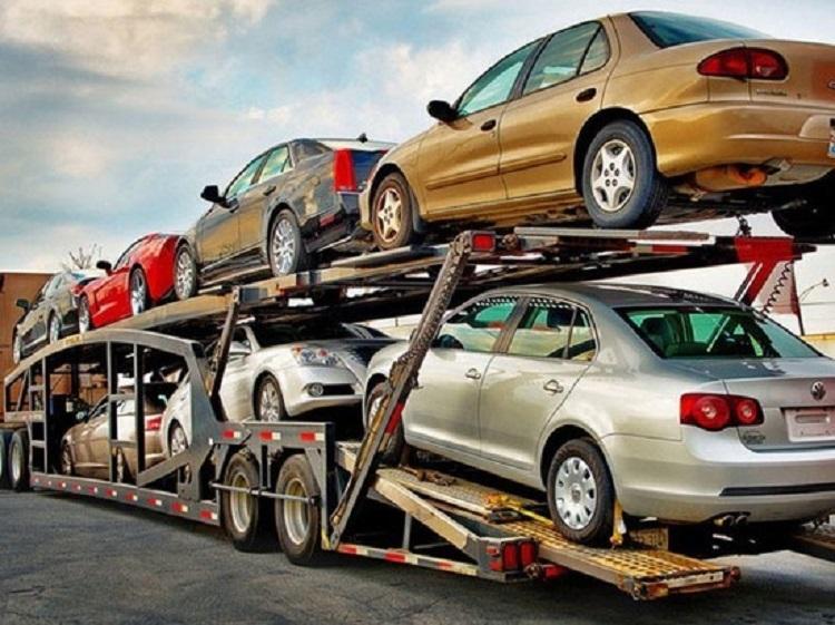 Транспортировка авто