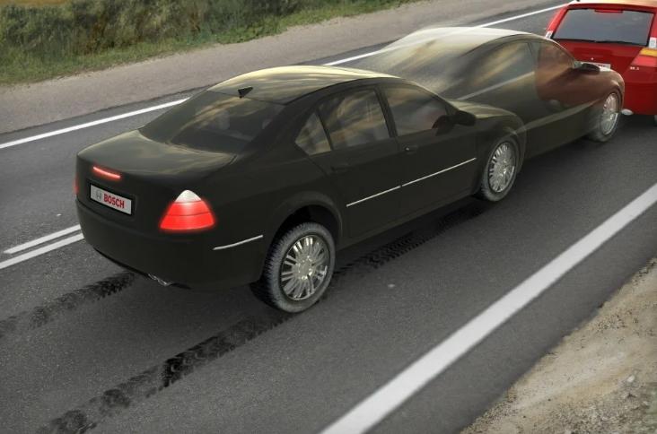 Тормозной путь автомобиля