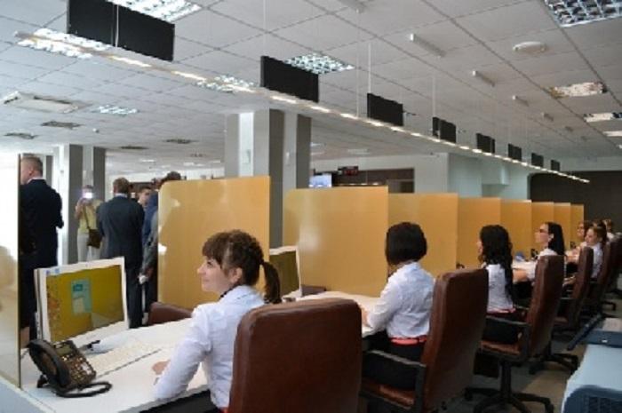 Сервис-центр и сотрудники