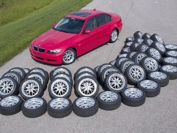 Выбор шин для авто