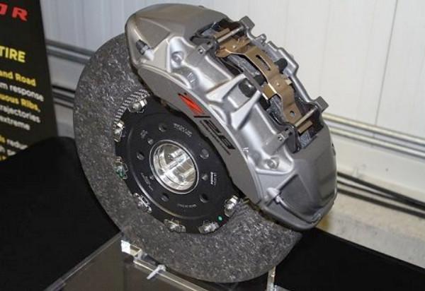 Керамический тормозной диск