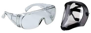 Очки для сварки и от пыли