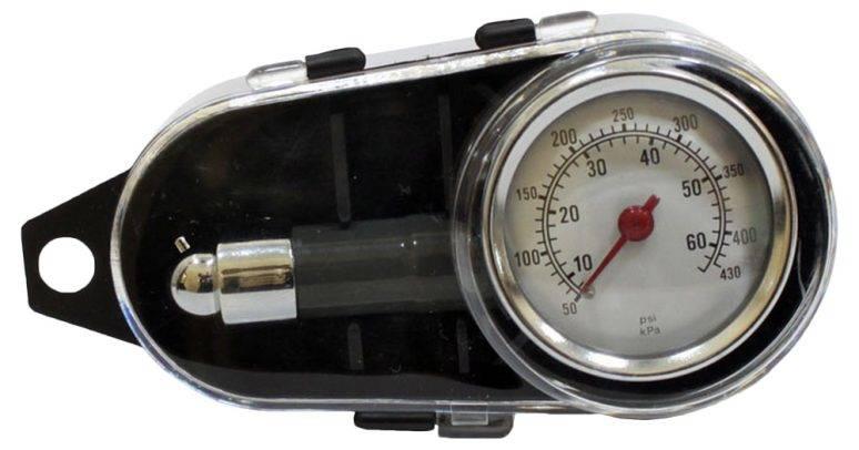 Топливный и шинный манометр