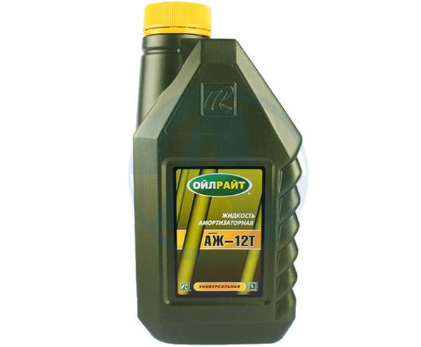 Амортизаторная жидкость АЖ-12Т