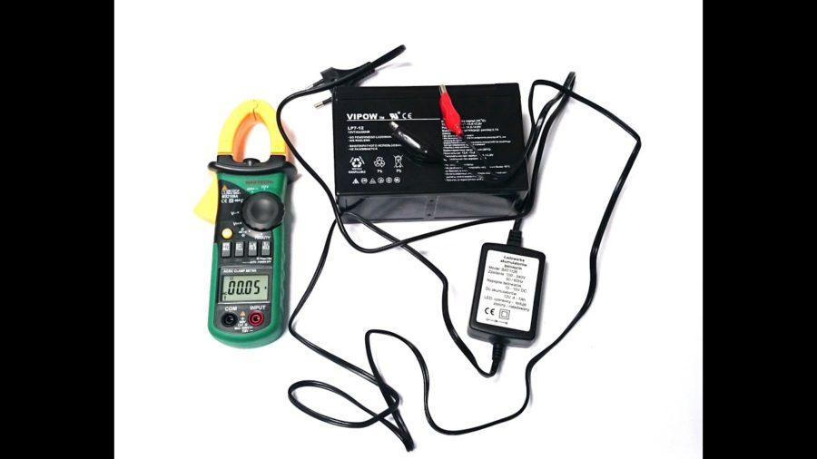 Проверка заряда гелевого аккумулятора