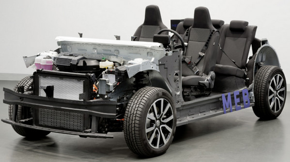 Платформа МЕВ от Volkswagen