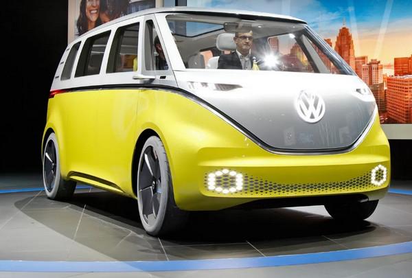 Минивэн Volkswagen I.D3