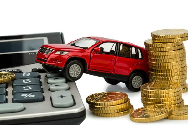 Машина, монеты, калькулятор