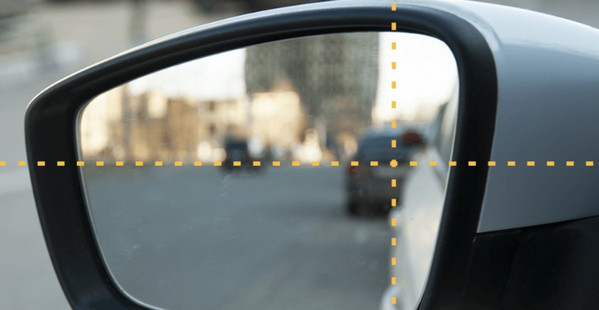 Боковое зеркало авто