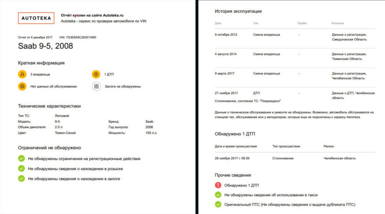 Сервис Autoteka.ru