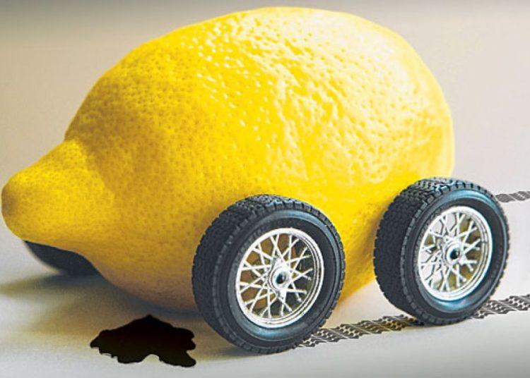 Лимон на колесах