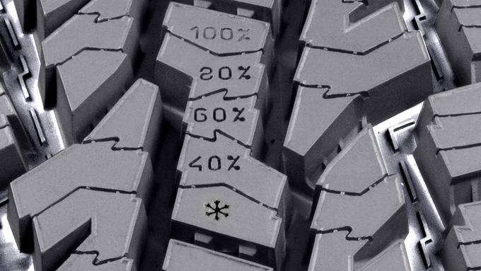 Перемычки на шине как индикатор износа