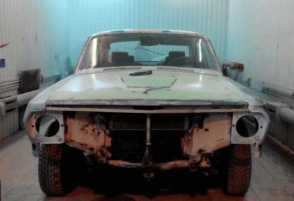 ГАЗ-24 до восстановления