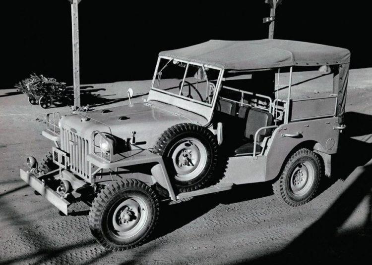 Toyota Land Cruiser 1951