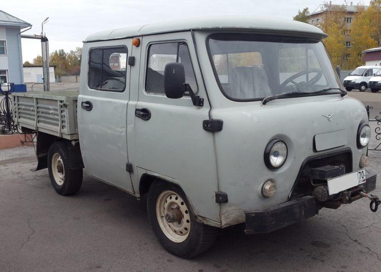 """УАЗ-452 """"Буханка"""""""