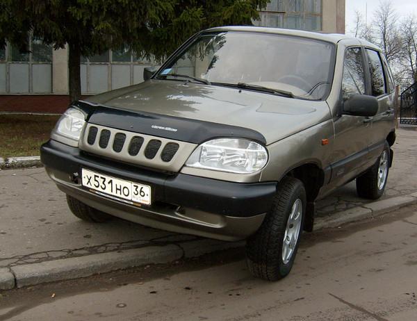 Lada Niva (ВАЗ-2123)