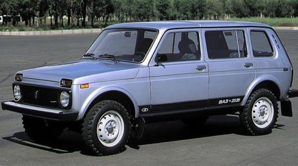Lada Niva (ВАЗ-2131)