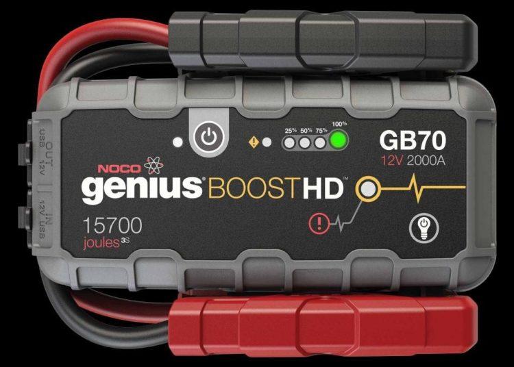 NOCO Genius BOOST GB 70