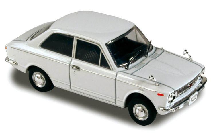 Toyota Corolla 20 столетия