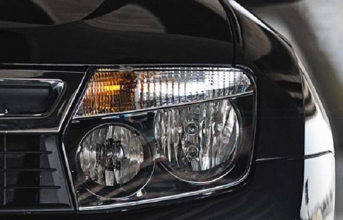 Фара Renault Duster
