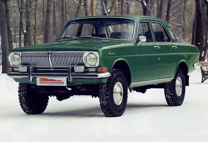 Брежневский ГАЗ-24-95