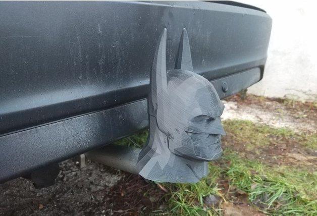 Бэтмен на фаркопе