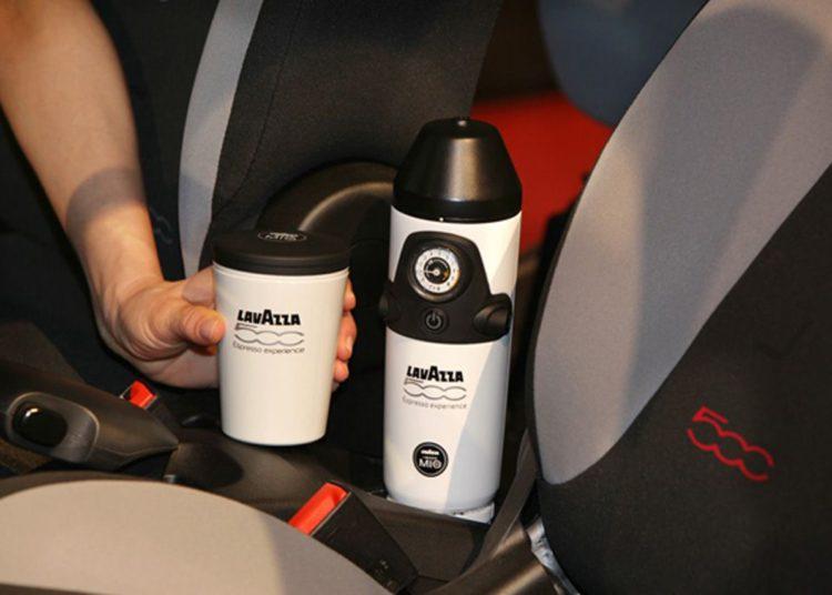 Кофеварка в авто