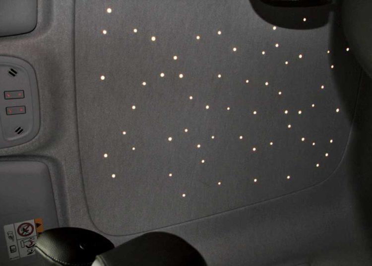 Звездное небо в авто