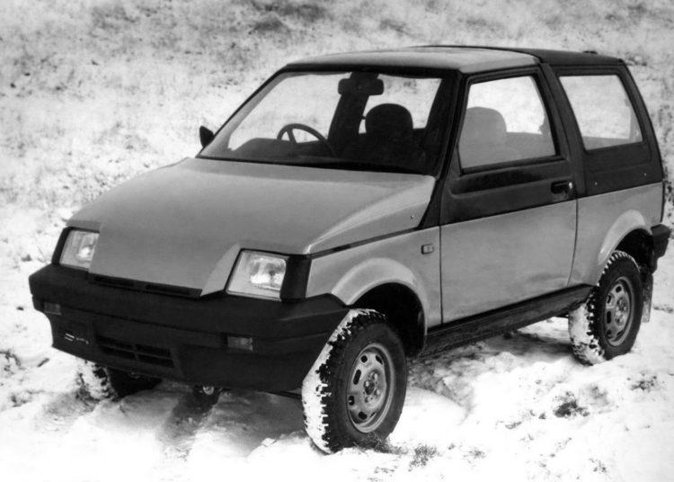 ЛуАЗ-1301 СССР