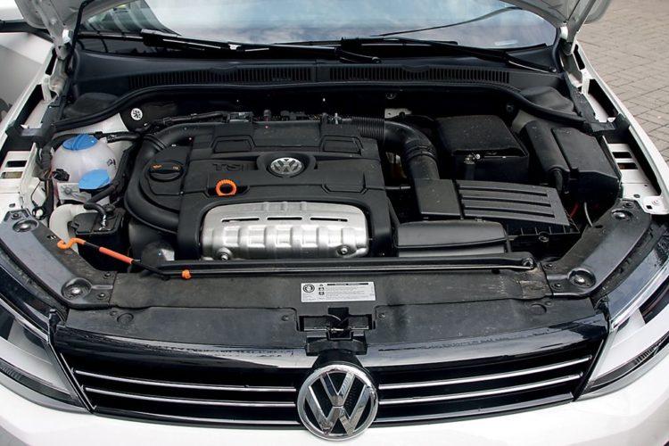 Двигатель Volkswagen 1,4 TSI