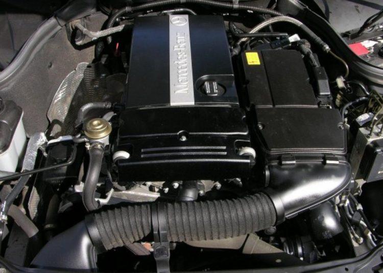 Мотор Mercedes Benz M271 E18 ML/AL
