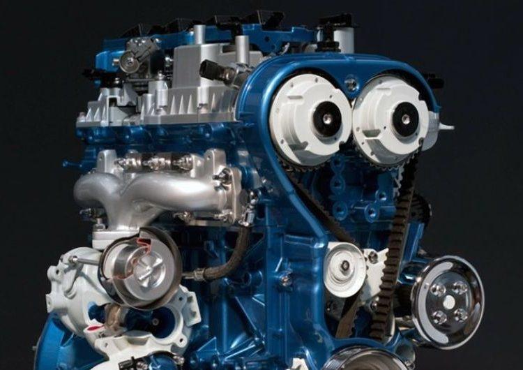 Двигатель EcoBoost от Ford
