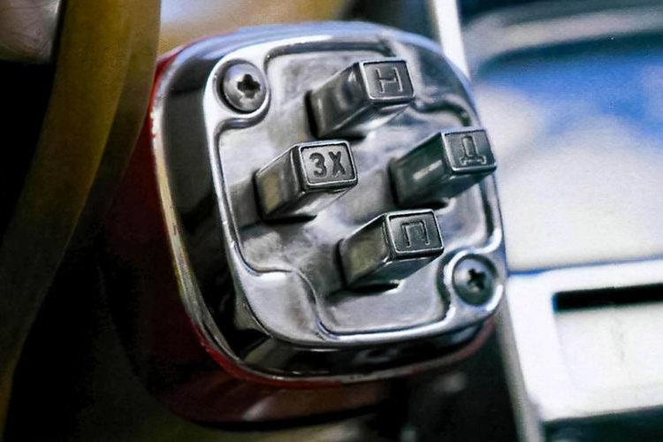 Коробка автомат ЗИЛ-111