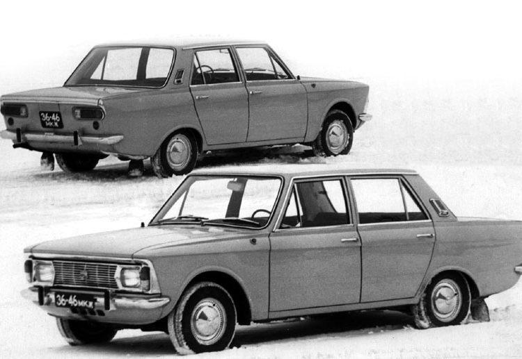 Москвич 3-5 1975 года