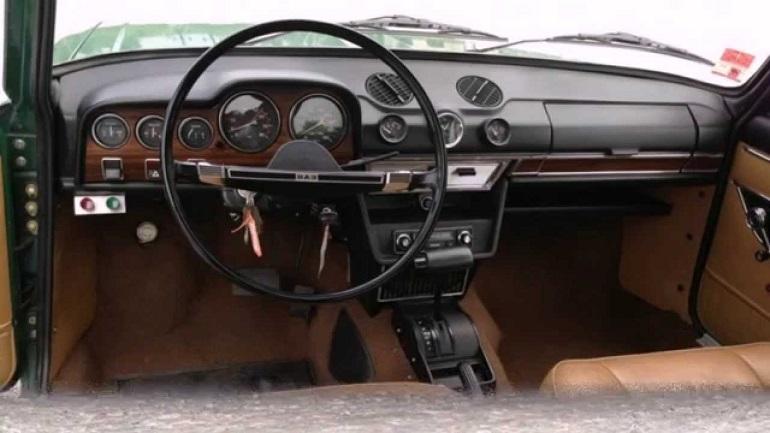 Руль и консоль ВАЗ-2103