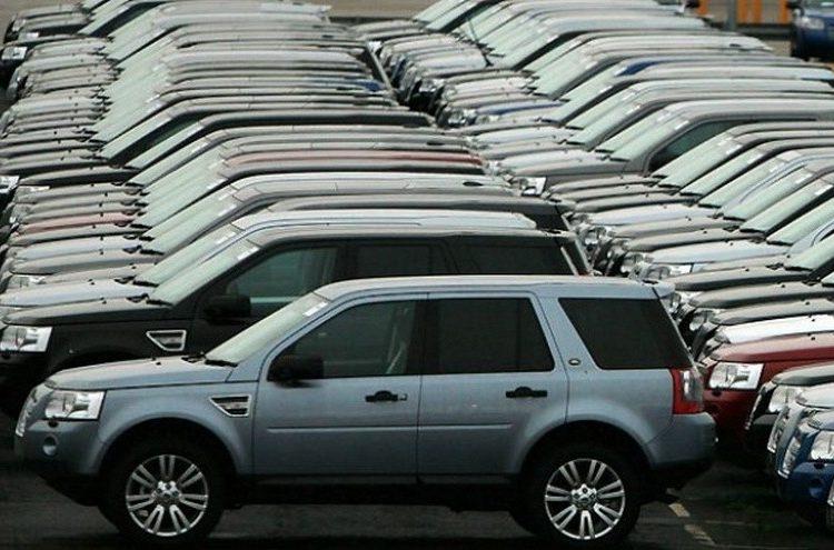Нераспроданные авто в Суиндоне