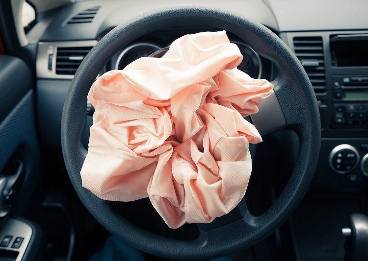 Airbag Таката не раскрылась